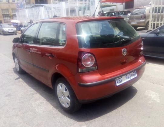 2005 VW Polo 1.6
