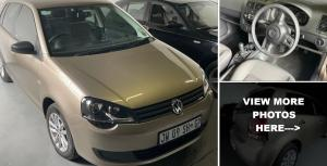 2015 VW POLO FROM R1699 Per Month ONLY 16,000KM