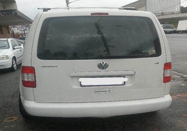 2007 Caddy Crewbus 1,6i