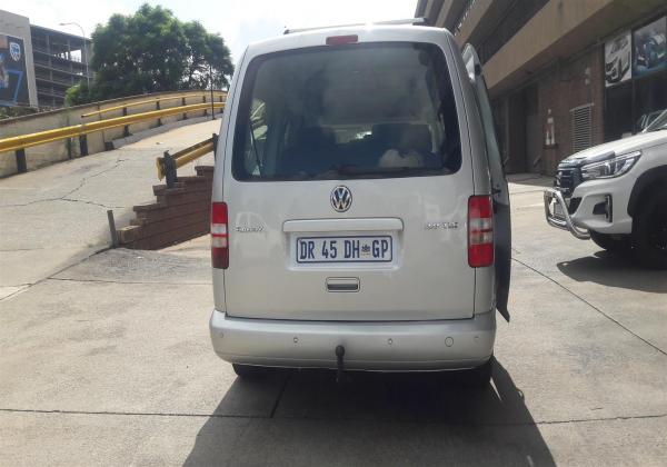 2015 VW Caddy crew bus CADDY CREWBUS 2.0 TDi
