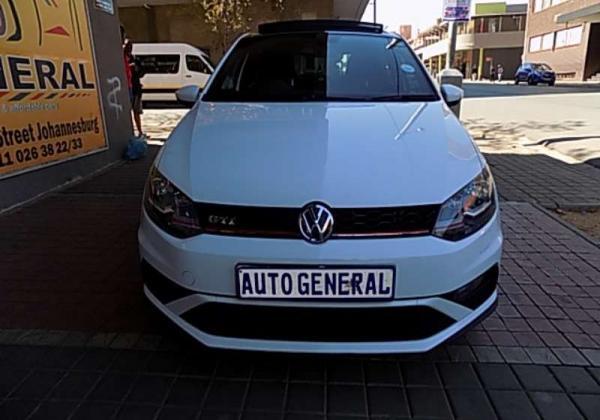 2016 VW Polo GTI