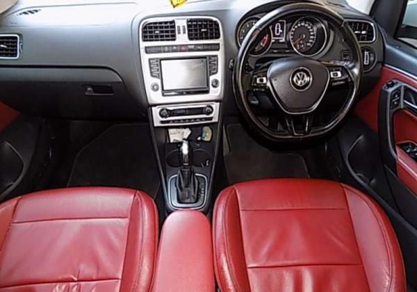 2017 VW Polo hatch 1.0TSI R Line auto