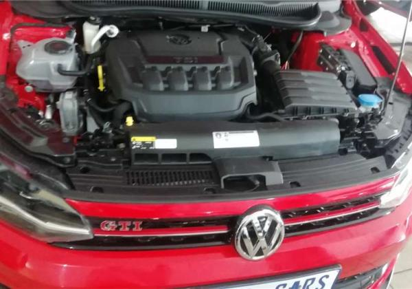 2019 VW Polo 1.8 GTI