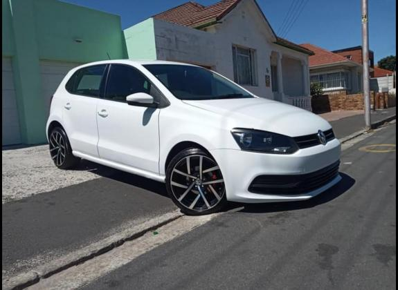 2012 Polo 6 From R1800 per month!