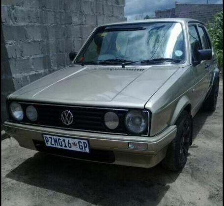 2004 VW Citi Golf -  R36,000