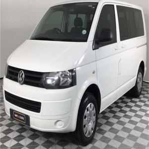 2012 VW Kombi