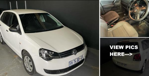 2016 VW POLO .14 ONLY R85,000 Cash Only