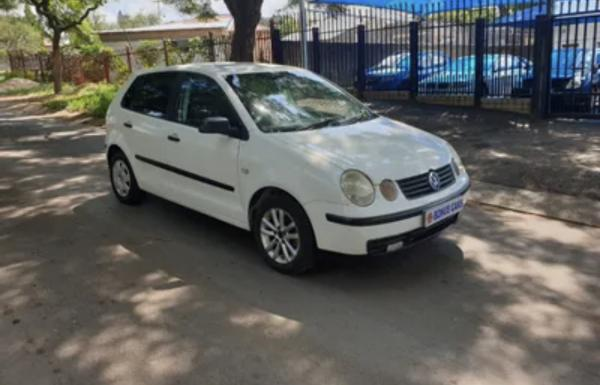 2003 Volkswagen Polo 1.4 ONLY R45,000