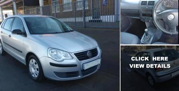 R999 P.M 2008 VV Polo 1.4 - RENT TO OWN