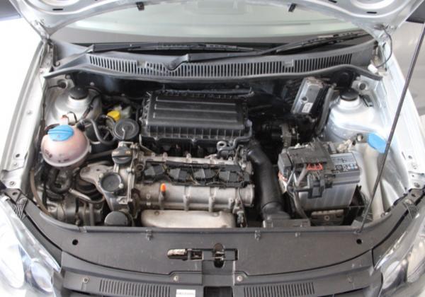 2011 VW POLO VIVO 1.4 BLUELINE 5DOOR - 129311 km - Manual - Petrol - HATCHBACK
