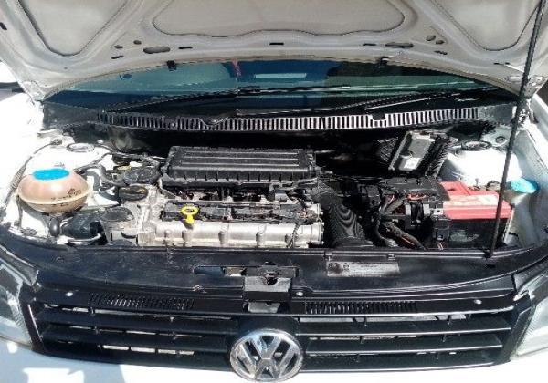2014 Polo Vivo Sedan