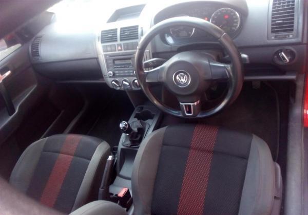 2015 VW Polo 1.6 Trendline