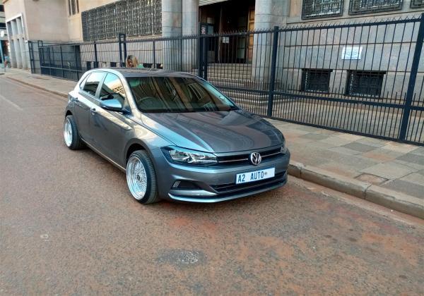 2019 VW POLO 1.0 TSI COMFORTLINE