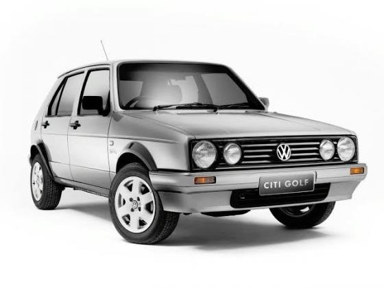 VW Citi Golf's From R865 Per Month