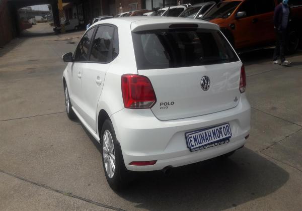 VW POLO VIVO 2020