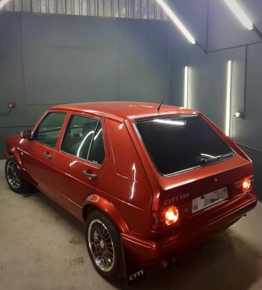 2007 Vw Citi 1.6 Red Only R59,000