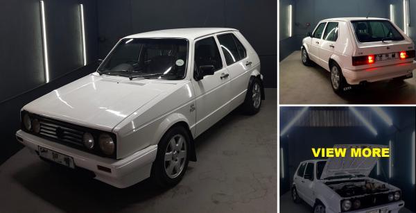 2004 VW Citi Golf 1.6 - R40,000