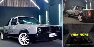 VW Caddy 2L BEAST-  Bargain Price R52,000